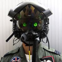 Star Wars? Neen! De standaard helm voor de JSF-piloot