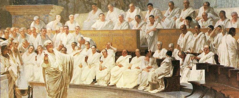 romeinse senaat