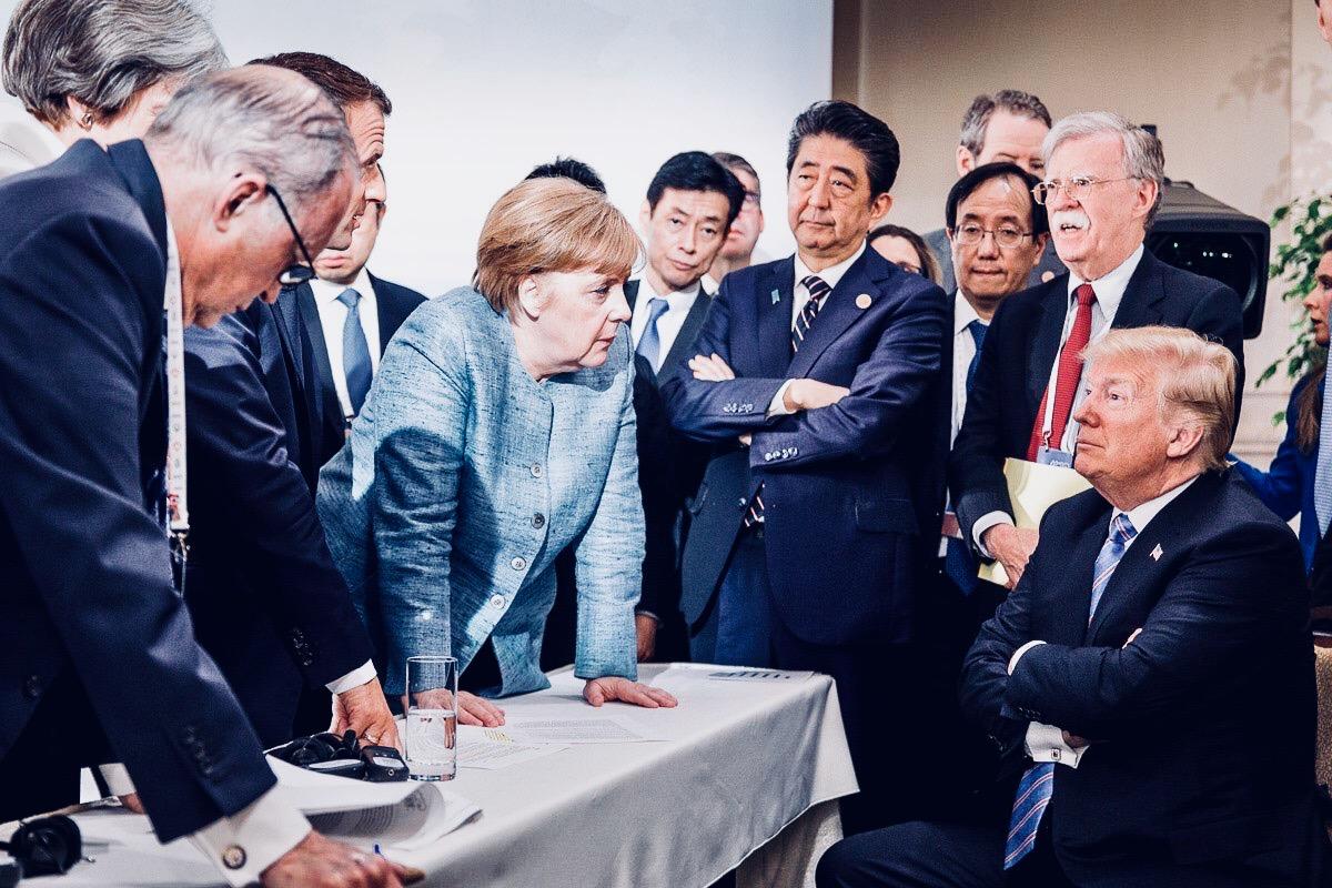 Donald Trump tegen de wereld