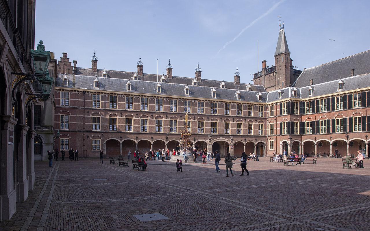 Het Binnenhof, Den Haag - Wikimedia Commons